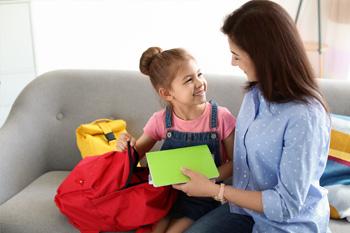 Thumbnail sfat: Încep pregătirile pentru școală alături de cei mici