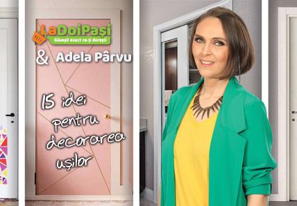 Thumbnail sfat: 15 idei pentru decorarea ușilor de la Adela Pârvu și LaDoiPași