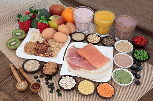 Alimente sărace în calorii, dar bogate în nutrienți