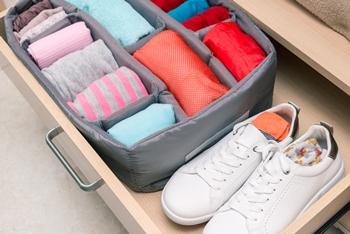 Imagine sfat: Folosește organizatoare pentru sertare