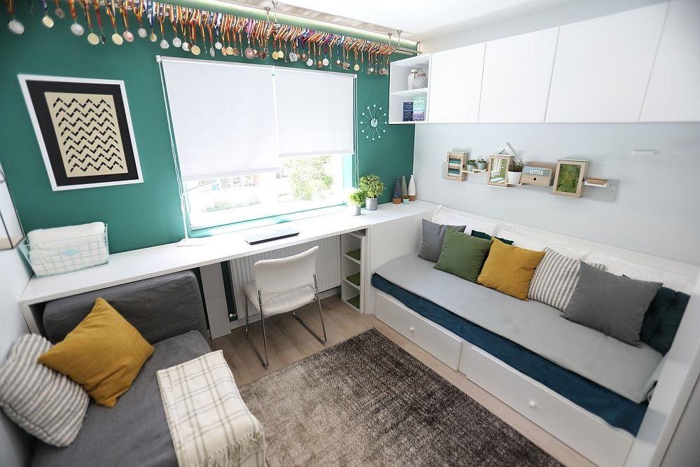 Imagine sfat: Cameră mică pentru un singur copil