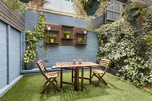 Imagine sfat: Construiți garduri și panouri pentru a compartimenta spațiul