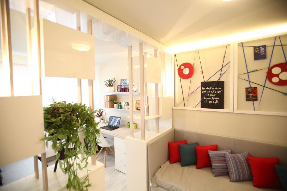 Imagine sfat: Cameră mică pentru copii de sexe diferite