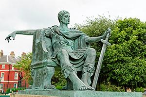 Imagine sfat: Cine au fost Sfinții Împărați Constantin și Elena?