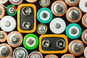 Imagine sfat: Unde se pot colecta bateriile uzate?