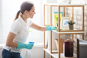 Imagine sfat: Sfaturi pentru curățenia de primăvară în living