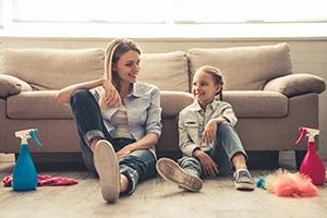 Imagine sfat: Sfaturi pentru curățenia de primăvară în camera copilului
