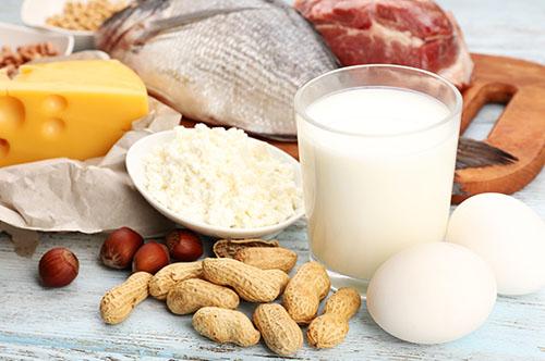 Avantajele consumului de proteine