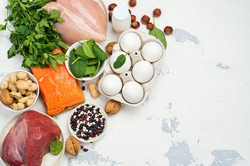 Ce cantitate de proteine trebuie să consumi zilnic