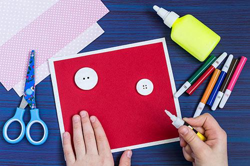 Mărțișor pentru 1 martie - Cum faci mărțișoare acasă