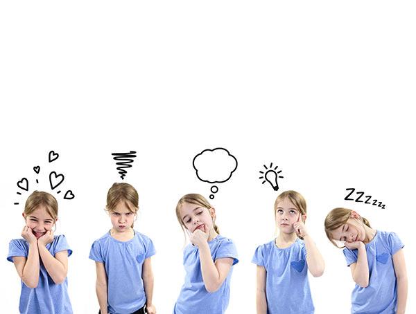 Imagine sfat: 3. Învață-l să își gestioneze emoțiile și sentimentele