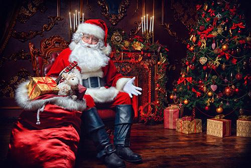 Legenda lui Moș Crăciun - povestea unui pastor bătrân și a câinelui său credincios