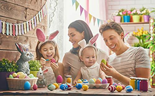 Thumbnail sfat: Care este povestea iepurașului de Paște?